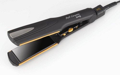 サルース フルセラミックストレーター マーベライン ロング ブラック SLー575