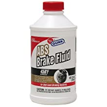 Gunk M4612/12 ABS Brake Fluid - 12 fl. oz.