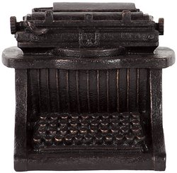 Resin Vintage 1903 Dens More No. 5 43 Key Typewriter