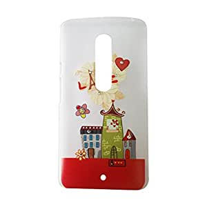 AROMA NEW STYLISH BACK COVER FOR MOTO X PLAY