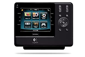 Logitech Harmony 1100 Universal Remote with Color Touch Screen (Discontinued by Manufacturer)