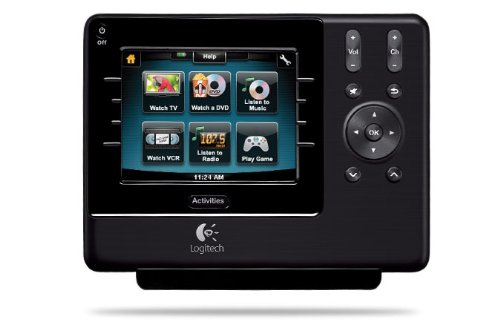 Logitech Harmony 1100 Universal Remote with Color Touch Screen