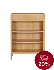 Wexford Small Bookcase