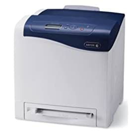 Xerox Phaser 6500V/N Stampante laser a colori, A4, 600 X 600 X 4 dpi, 256 MB, fronte/retro manuale, USB/Ethernet, PS3 - PCL6/PCL5E, 220V