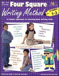 Lorenz Four Square Writing Method, Grades 1 to 3 - 1