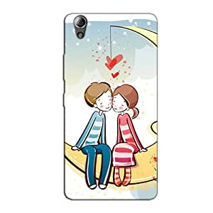 LOVE BACK COVER FOR LENOVO A6000