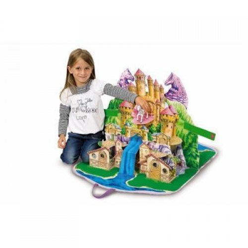Bella Sara Pony Playset North of the North With Horse Guessing Games DVD by Bella Sara