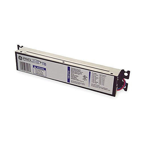 Electronic Ballast, T8 Lamps, 120 To 277V Ge232Max-G-L