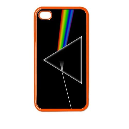 pink floyd dark side of the iphone hard case 4 and 4s iphone plasstic cover