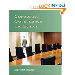 A Guide to Corporate Government and Ethics (9780471738008)