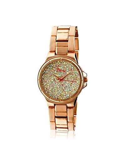 Boum Women's BM2303 Cachet Rose Gold/Multicolor Metal Watch As You See