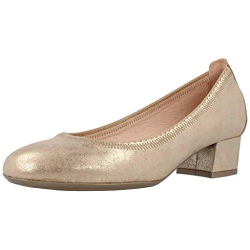 Ballerina scarpe per le donne, color Oro , marca HISPANITAS, modelo Ballerina Scarpe Per Le Donne HISPANITAS PALERMO V6 Oro