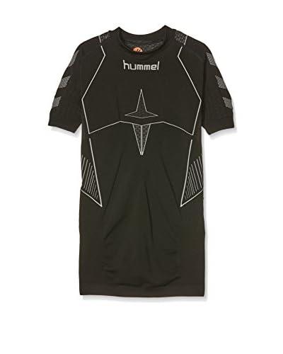 Hummel Camiseta Interior Técnica Negro / Coral