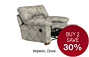 Buxton Chair Recliner (Non Storage)
