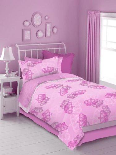 Princess Crown Bedding front-1035720