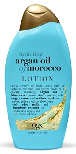 (OGX) Organix Body Lotion Argan Oil Of Morocco 13oz (Hydrating) (2 Pack) (Argan Oil Lotion compare prices)