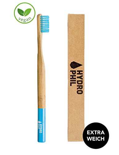 Bambus Zahnbürste HYDROPHIL - soft thumbnail