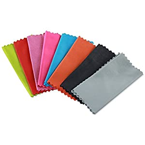 Reiko Wiping Cloth for Smartphones - Retail Packaging - Colorful