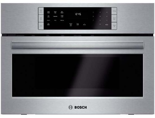 """Bosch Hmc87151Uc 800 27"""" Stainless Steel Single Wall Oven - Convection"""