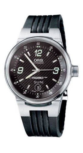 Oris Men's 635 7560 4164RS Williams F1 Automatic Watch