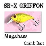 メガバス(Megabass) SR-X GRIFFON 10 キラーピンク