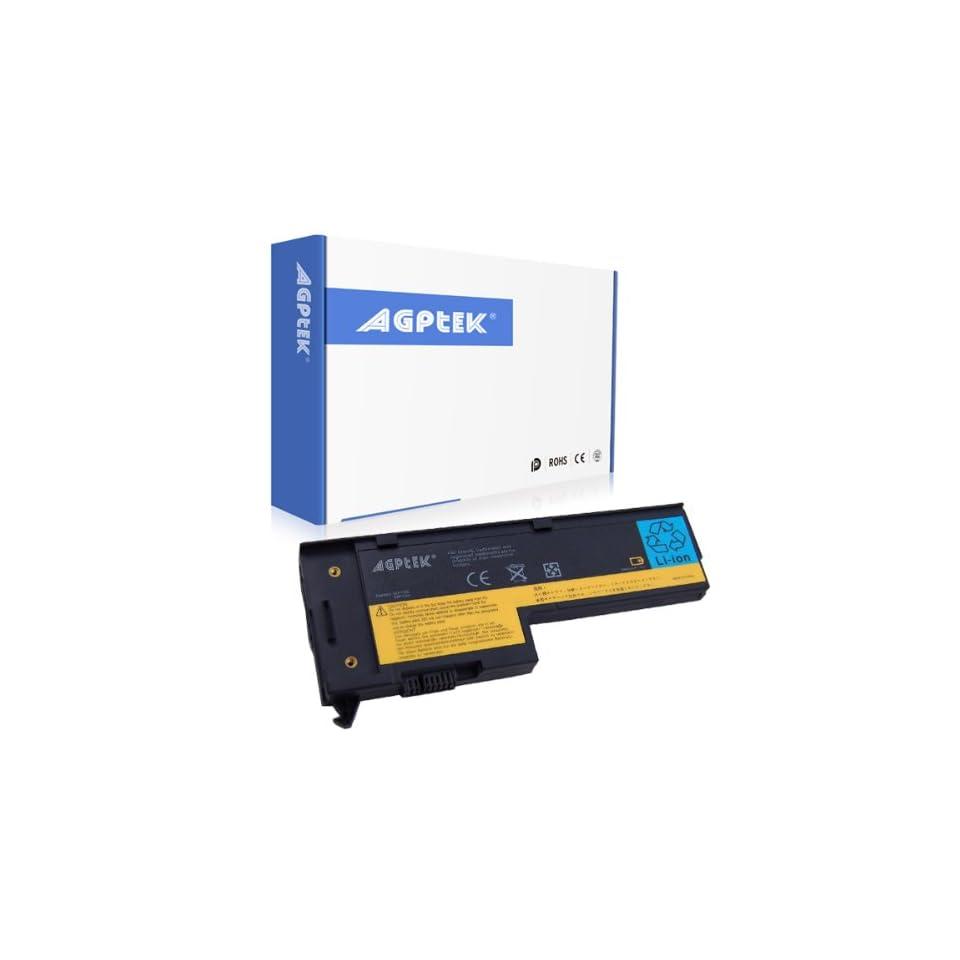 AGPtek 2000MAH 14.4V Battery For IBM ThinkPad X60 X60s X61 X61s series fits 992P1163 92P1164 92P1165 92P1168 92P1167 92P1171 92P1172 92P1188 42T5248 Laptop