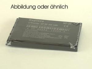 Batterie pour Casio Exilim EX-Z6 Z6, LiIon, Li-Ion, Lithium Ion, haute performance, Accumulateur, Battery, Caméscope, Vidéo, Digital Camera