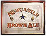 Newcastle Brown Ale Large Mirror