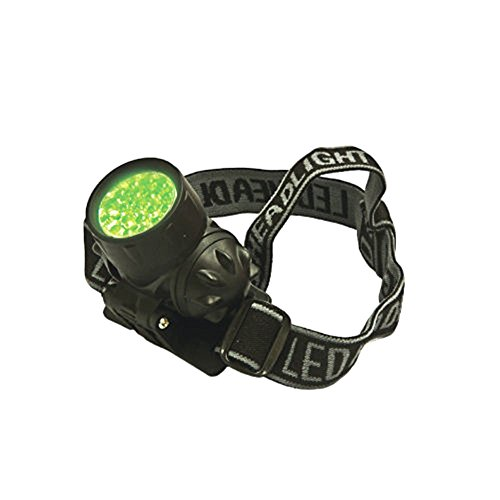 Gro1 Green LED Head Light, Headlamp 767005 (Headlights Koup compare prices)
