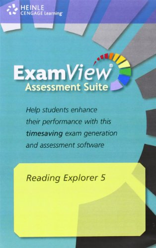 Reading Explorer 5 Assessment Cdrom