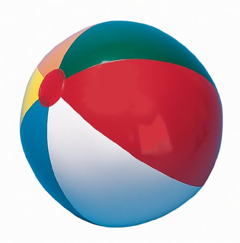 Champion Sports Multi-Colored Beachball - 1