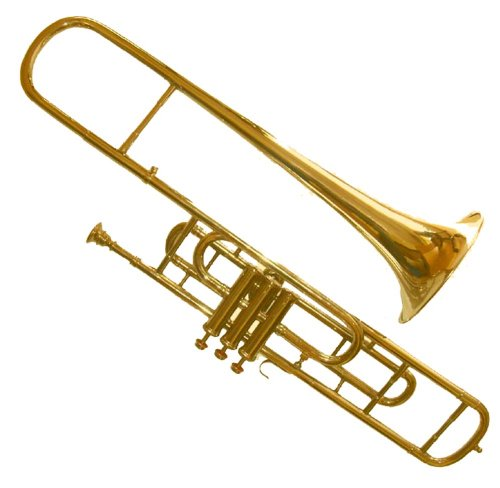3-Valve Bb Tenor Trombone for Trumpet Crossover Players