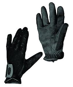 Bob Allen Shooting Gloves (Black, Small)