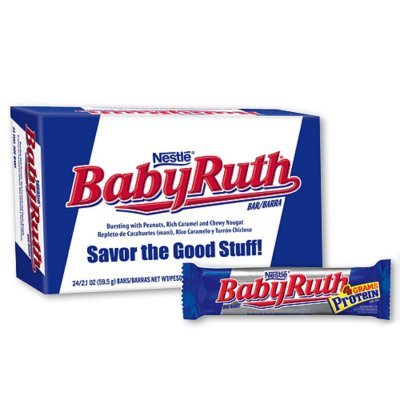 Baby Ruth - 24/2.1 Oz. (2 Pack) front-931843