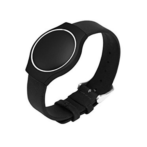 Misfit Leather Band (Black)