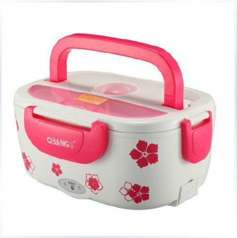 Multi-Function Electric Lunch Box Lunch Box Electric Heating Insulation Heating Heat Insulated Lunchbox Plug Lunch Box