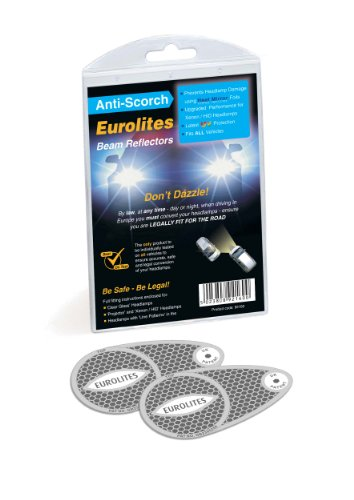 Eurolites Headlamp Adaptors for Driving in Europe