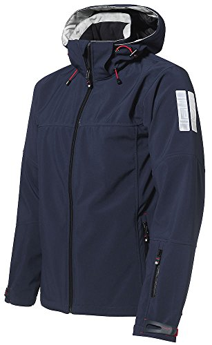 DAD-Pilberra-Extreme-Sailing-Jacket-Extreme-Weather-Softshell-Jacket-Breathable-Wind-and-waterproof-Navy-S-2XL