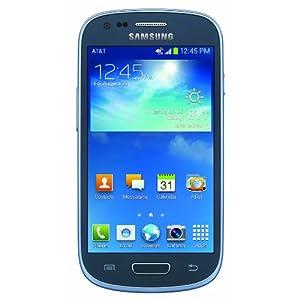 Samsung Galaxy S III Mini, Blue 8GB (AT&T)