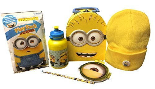 Despicable-Me-Minions-7-Pc-Themed-Lunch-and-School-Supply-Bundle-Gift-Pack