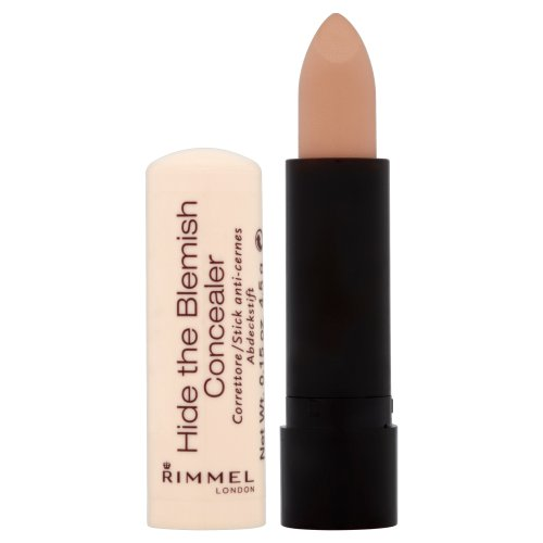 Rimmel London - Correttore anti-rossore, Natural Beige - 4.5 g