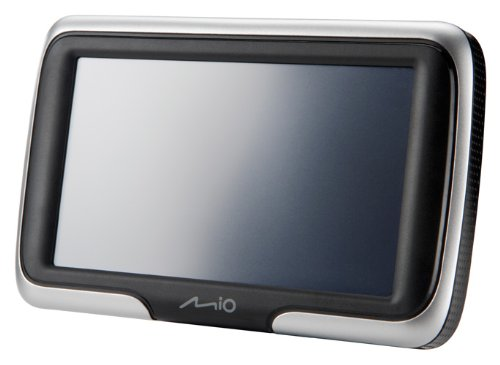 Mio Spirit 475 Navigationsgerät (4,3 Zoll Display,