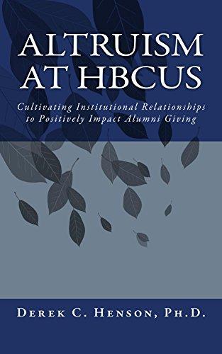 Altruism at HBCUs PDF
