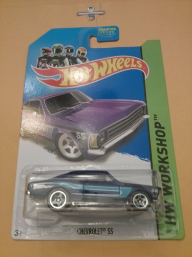 Hot Wheels HW Workshop Chevrolet SS 199/250 2014