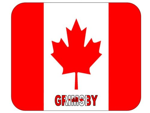 Grimsby - Ontario mouse pad