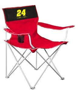 Nascar Jeff Gordon Canvas Chair by Logo