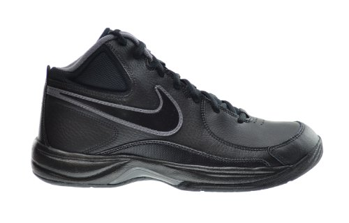 abd44ab06edc49 Nike The Overplay VII Men s Sneakers Black Black Dark Grey 511372 010 12 D  M US