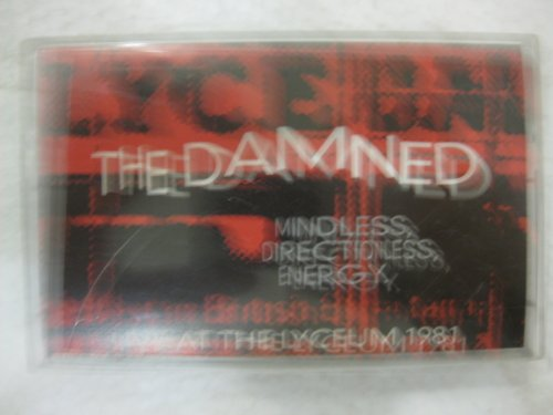 The Damned - Mindless, Directionless Energy: Live At The Lyceum 1981 - Zortam Music