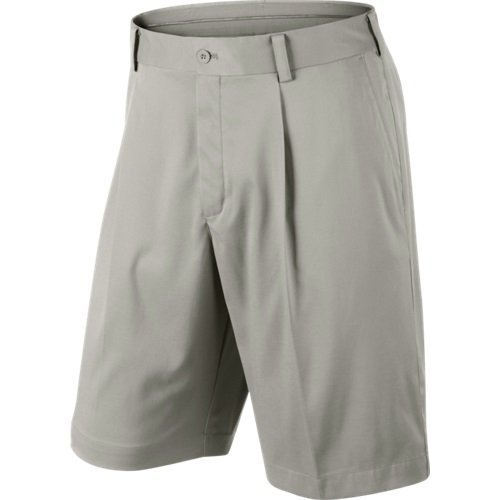 Nike Golf Men's Tour Pleat Short - 40 - Light Bone