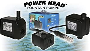 Power Head Pump 2160 GPH / 33 Feet Cord
